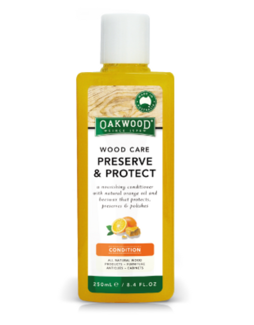 Oakwood - Wood Care Preserve and Protect 250ml