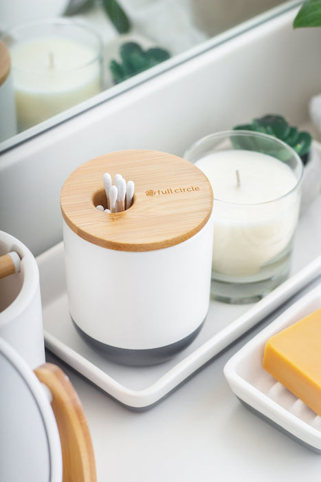 FULL CIRCLE - PICK ME UP - Bathroom Canister
