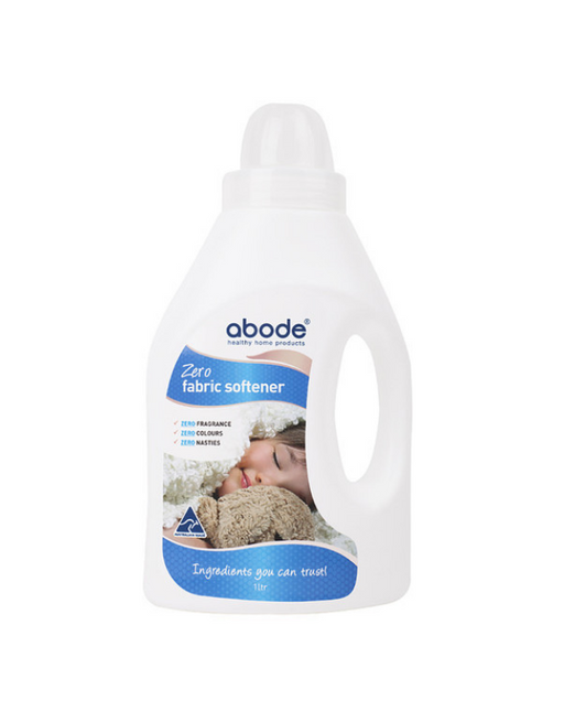Abode - Fabric Softener (Front & Top Loader) Zero 1L