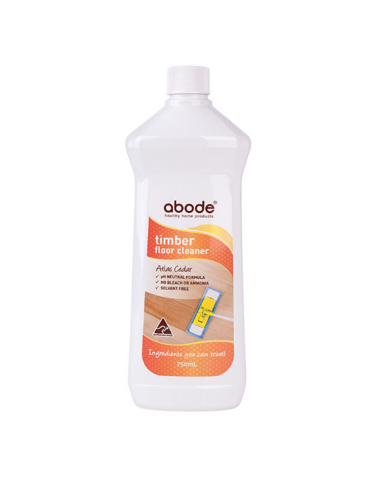 Abode - Timber Floor Cleaner Atlas Cedar 750ml
