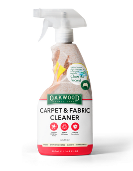 Oakwood - Carpet & Fabric Cleaner 500ml