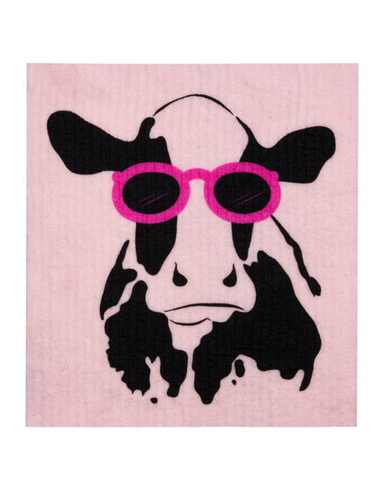Retro Kitchen - Swedish Dishcloth Cow