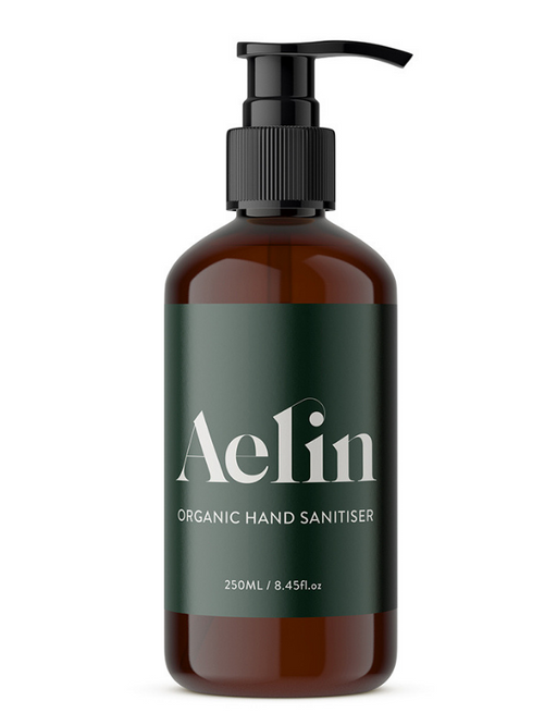 Aelin - Pump Hand Sanitising Gel 250ml
