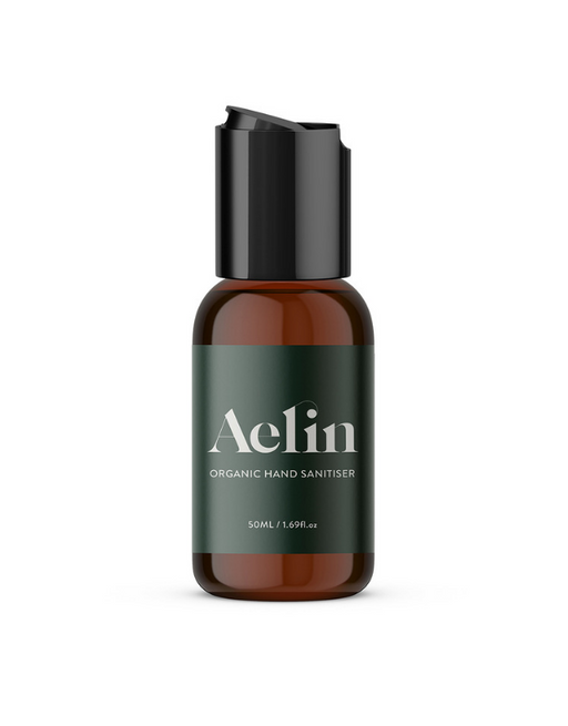 Aelin - Travel Hand Sanitising Gel 50ml