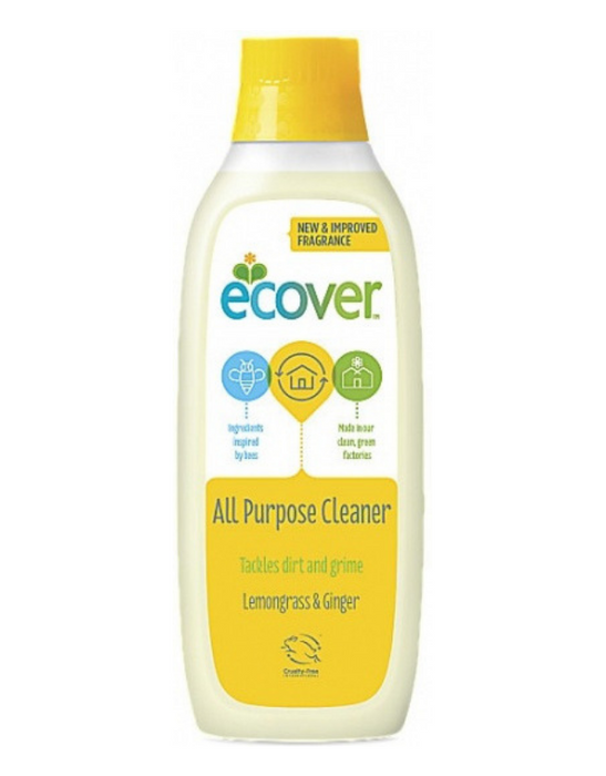 Ecover - All Purpose Cleaner Lemon & Ginger 1L
