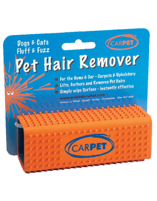 CarPET - Pet Hair Remover ORANGE