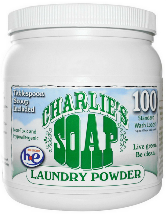 Charlie's Soap - Laundry Powder 1.2kg