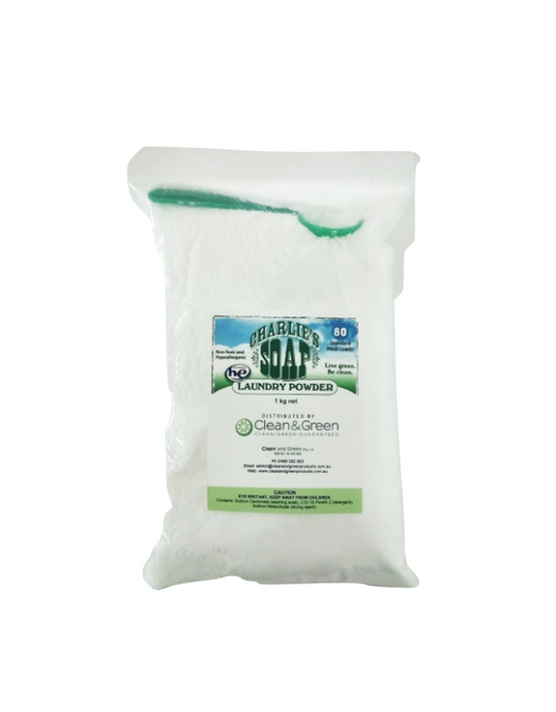 Charlie's Soap - Laundry Powder Refill 1kg