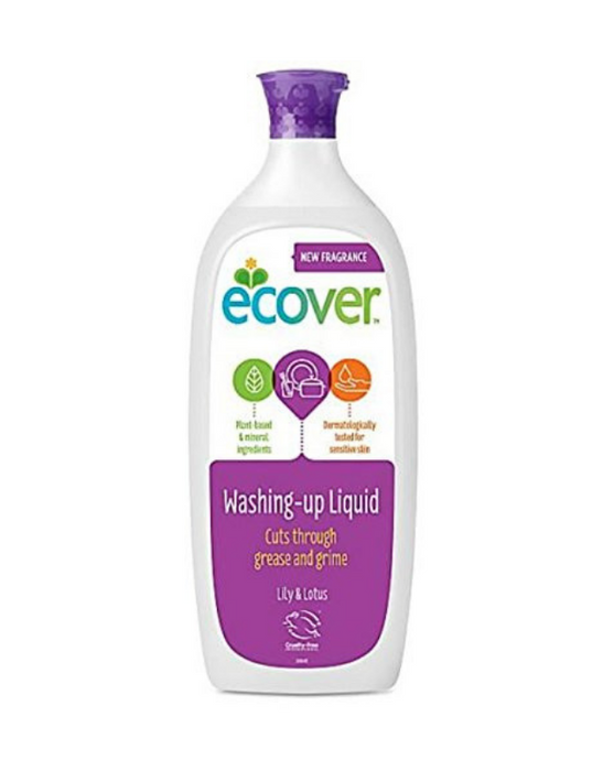 Ecover - Dishwashing Liquid Lily & Lotus 1L