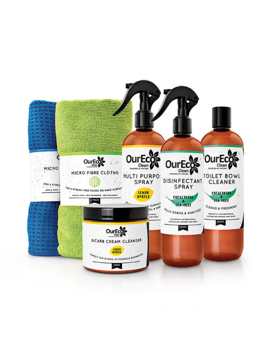 OurEco Clean - OurEco Clean Introductory Pack