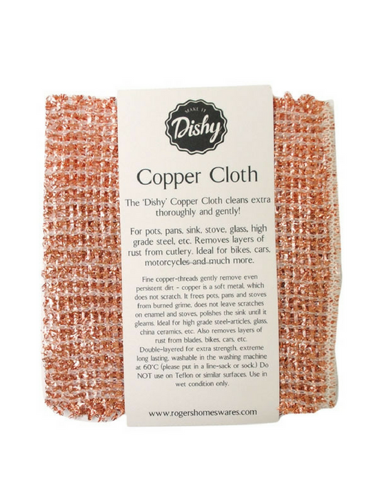 Dishy - Copper Cloth 2 Pack