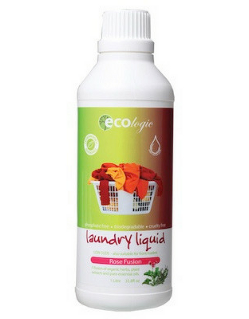 ECOlogic - Laundry Liquid Rose Fusion 1L