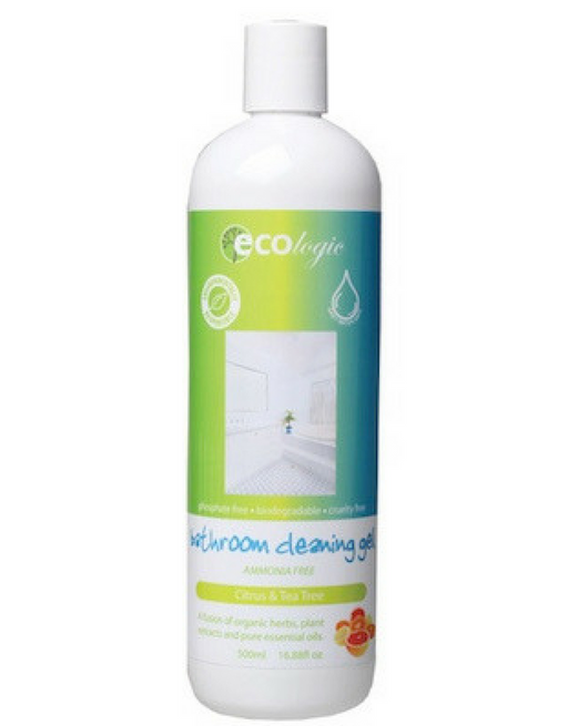 ECOlogic- Bathroom Cleaning Gel - Citrus & Tea Tree 500ML