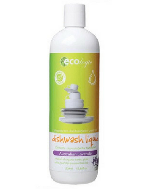 ECOlogic- Dishwash Liquid - Australian Lavender 500ML