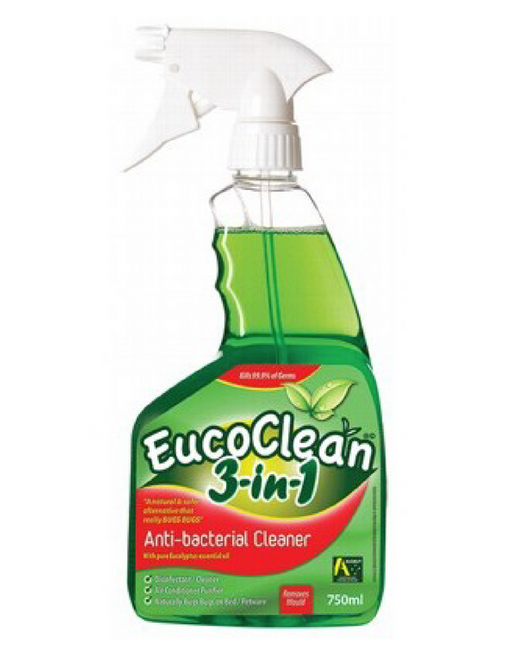 EucoClean - 3-in-1 Eucalyptus 750ml