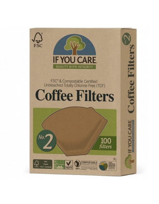 If You Care - Coffee Filters No.2 100Filters