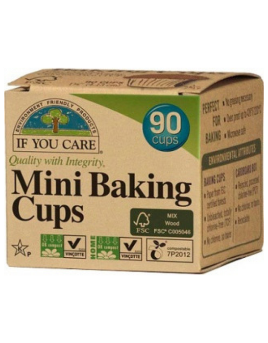 If You Care - Mini Baking Cups 90Pcs