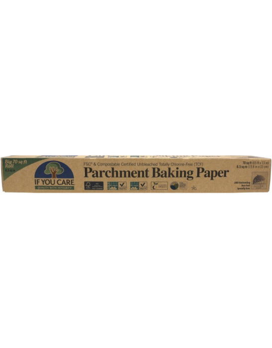 If You Care - Parchment Baking Paper 19.8m x 33cm