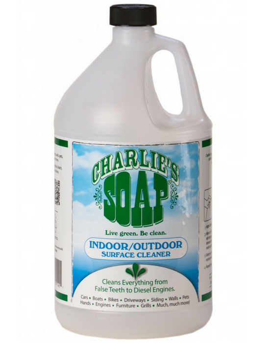 Charlies Soap - Indoor/Outdoor Surface Cleaner Concentrate 3.8L