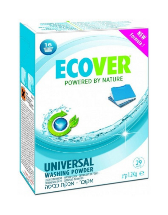 Ecover - Laundry Powder Universal 1.2Kg