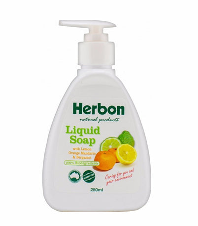 Herbon - Liquid Soap Pump 250ml