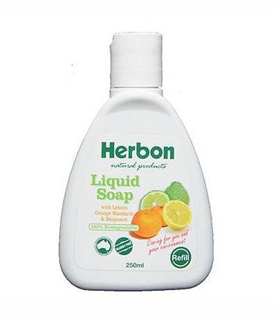 Herbon - Soap Liquid Refill 250mL
