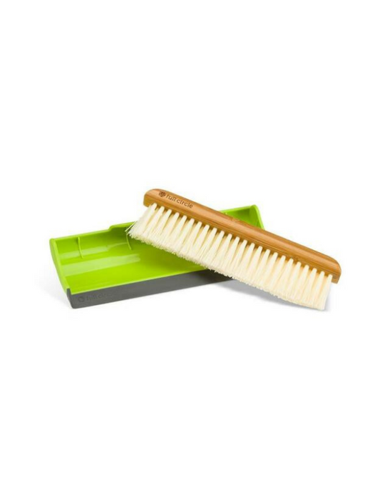 FULL CIRCLE - Crumb Runner Counter Sweep & Squeegee - Green