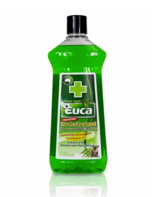 Euca - Disinfectant Commercial Grade Cleaner 750ml