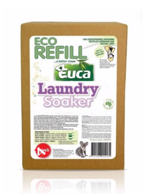 Euca - Laundry Soaker Brightener 4kg