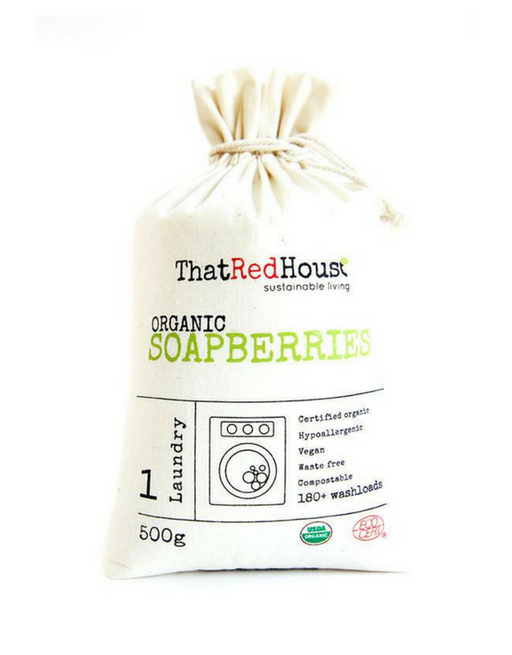 That Red House - Organic Soapberries 500 grams (180+ wash loads)