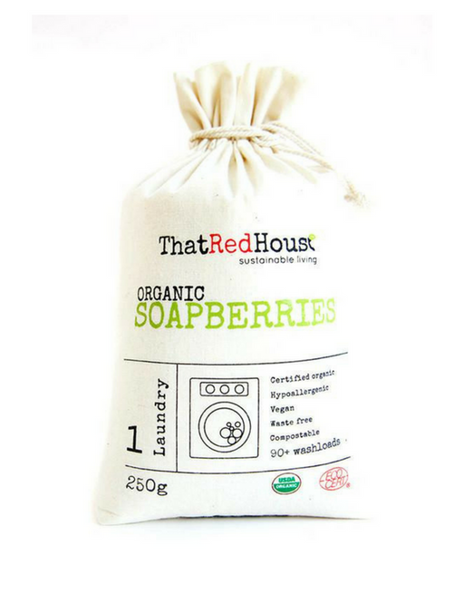 That Red House - Organic Soapberries 250 grams (90+ wash loads)