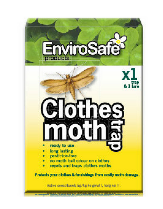 EnviroSafe - Clothes Moth Trap