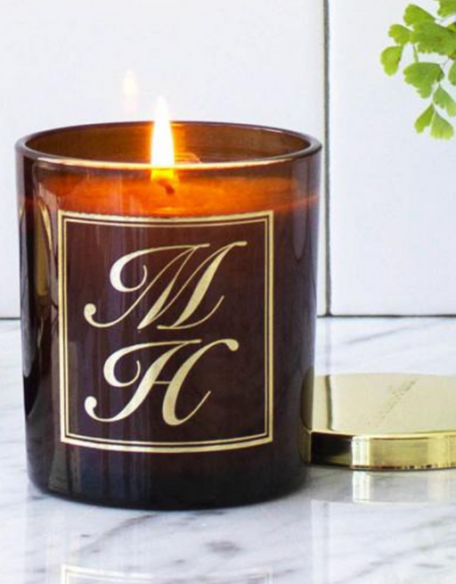 Murchison-Hume. Natural Soy Wax Candle. Mediterranean Fig