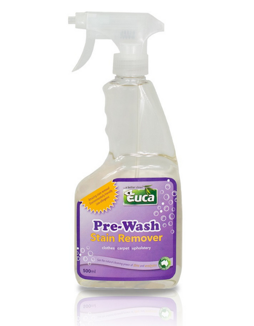 Euca - Natural Pre Wash Stain Remover 500ml