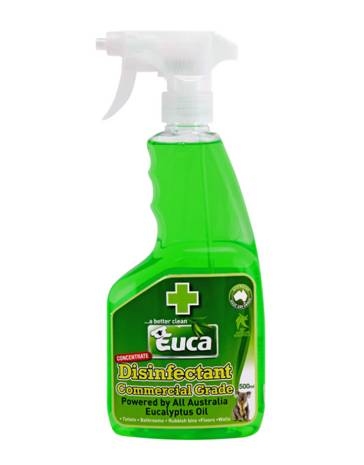 Euca - Disinfectant Natural & Commercial Grade Cleaner 500ml