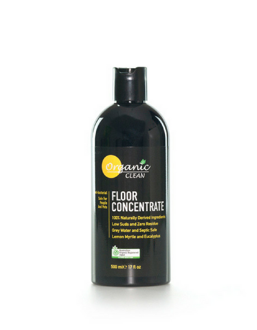Organic Clean - Floor Concentrate Lemon Myrtle & Eucalyptus 500ml