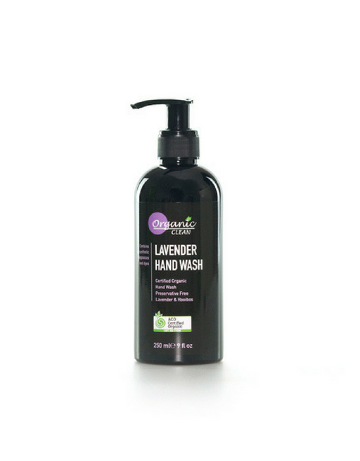 Organic Clean - Hand Wash Lavender 250ml