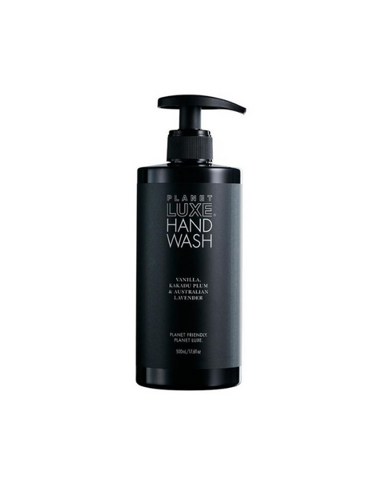 Planet Luxe - Hand Wash, Vanilla blend 500mL
