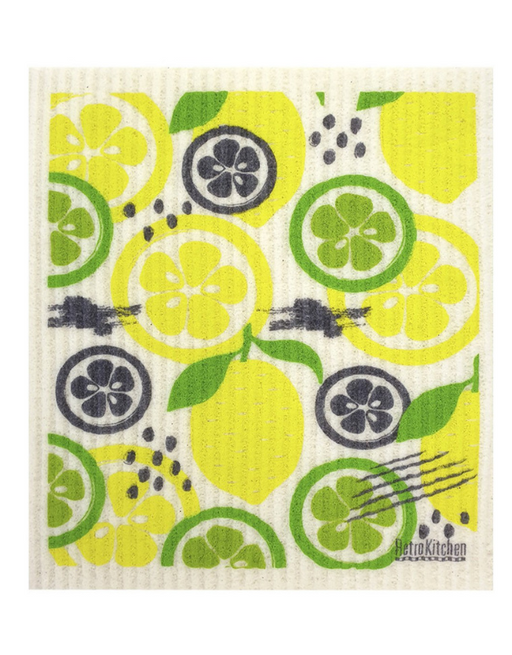Retro Kitchen Citrus