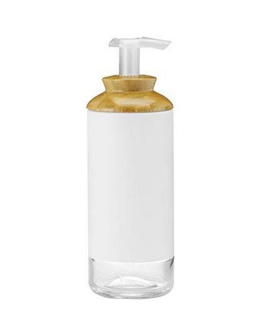 FULL CIRCLE - SOAP OPERA GEL SOAP + LOTION DISPENSER - Soap Dispenser