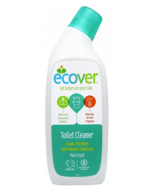Ecover - Toilet Cleaner Pine & Mint Fresh 750ml