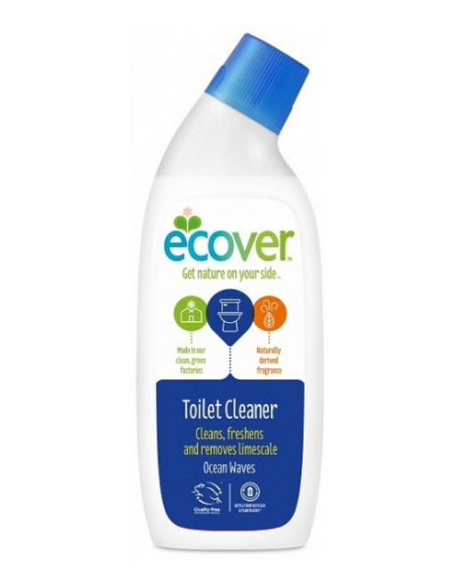 Ecover - Toilet Cleaner Sea Breeze & Sage 750ml