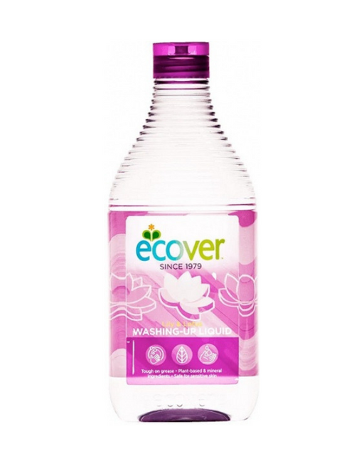 Ecover - Washing-Up Liquid Lily & Lotus 450ml
