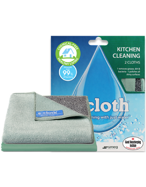 e-cloth Kitchen Cleaning Pack - Twin Pack
