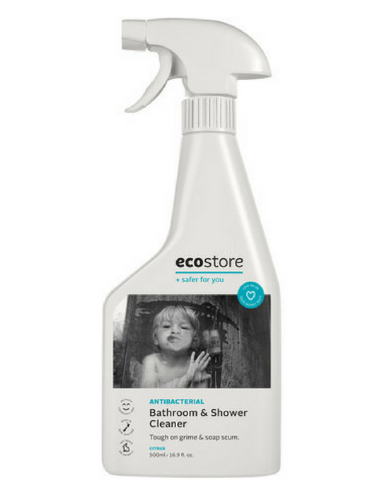 ecostore - Bathroom & Shower Cleaner Citrus 500ml