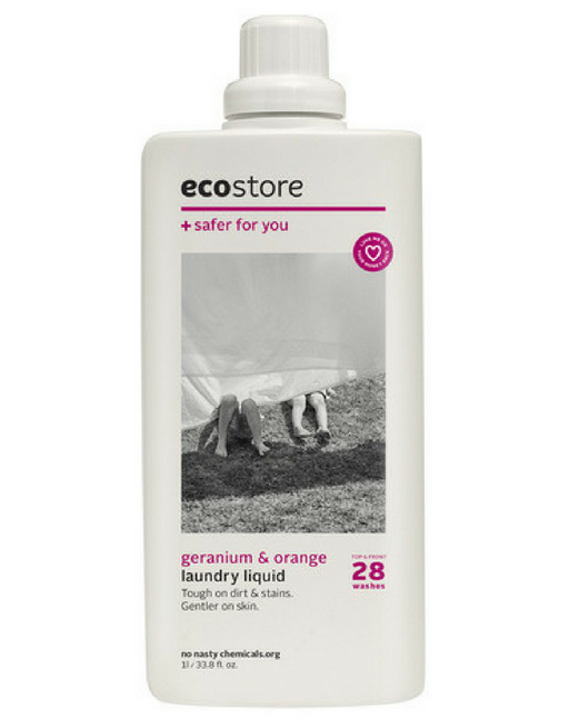 ecostore - Laundry Liquid Geranium & Orange 1L