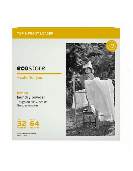 ecostore - Laundry Powder Lemon 1kg