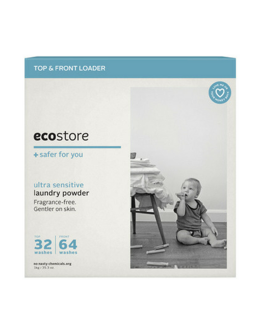 ecostore - Laundry Powder Ultra Sensitive 1kg