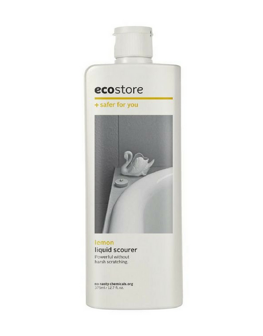 ecostore - Liquid Scourer Lemon 375ml