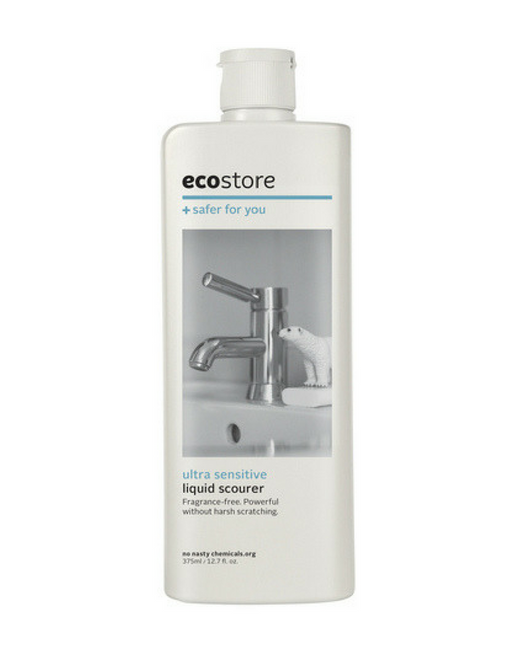 ecostore - Liquid Scourer Ultra Sensitive 375ml